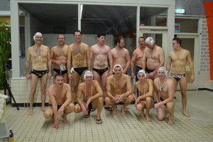 Divers waterpolo 2012